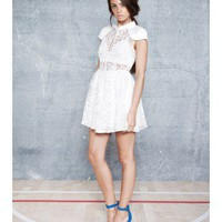 CAMEO Say It Right Dress IVORY