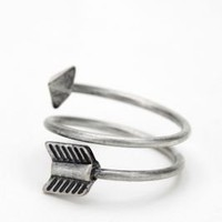 delicate arrow ring