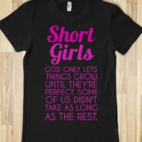 SHORT GIRLS - Hipster Apparel