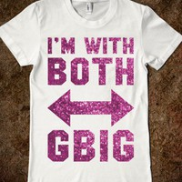 I'm With Both (Grandbig) (Sparkle) - Sorority Sisters