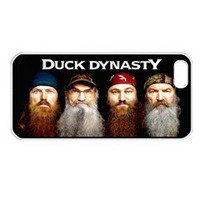 Duck Dynasty Iphone 5 case cover