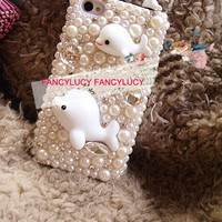 iphone 5 case, iphone 5 cover case, iphone5 case, bling iphone 5 case cute iphone 4 case iphone 5 pearl case bling iphone 4 case