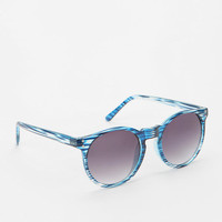 Urban Outfitters - Blurred Lines Round Sunglasses