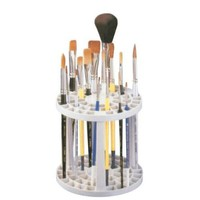 Stand Up Brush Holder