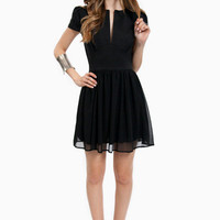 Simpleton Skater Dress $38