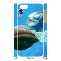 FINDING NEMO 3D Iphone 5 case Iphone 4 4s case