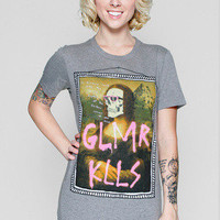 Girls What A Fine Mess Tee - Glamour Kills Clothing