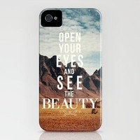 The Beauty iPhone Case | Print Shop
