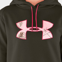 Women&#x27;s Tackle Twill Hoody | 1220690 | Under Armour US