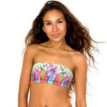 Amazon.com: Private Arts Candy Shop Bandeau Made in LA: Clothing