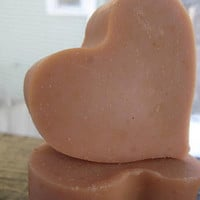 CARROT & BUTTERMILK Complexion Soap by BeehiveAlchemy on Etsy
