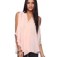 Airy Peekaboo Top | FOREVER21 - 2015035122