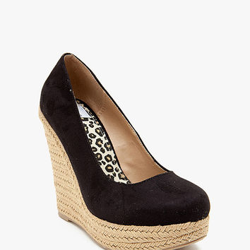 Closed Toed Wedges