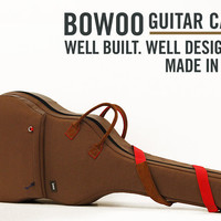 Bowoo Guitar Case: Well Designed. Well Built. USA Made.