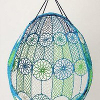 Knotted Melati Hanging Chair - Anthropologie.com