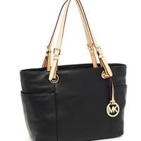 MICHAEL Michael Kors Jet Set Zip-Top Tote - Michael Kors