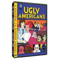 Ugly Americans Season 1 DVD Set