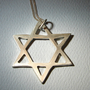 Star of David Handmade from Sterling Silver by NiciLaskin on Etsy