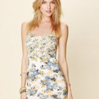 Free People Mix Print Bodycon at Free People Clothing Boutique