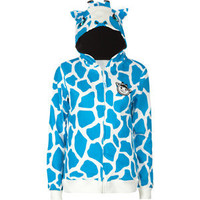 NEFF Giraffe Womens Hoodie 185061273 | sweatshirts &amp; hoodies | Tillys.com