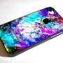 Galaxy Nebula Cracked Out Broken Glass - iPhone 4 / iPhone 4S / iPhone 5 Case Cover 451K
