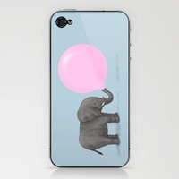 Jumbo Bubble Gum  iPhone &amp; iPod Skin by Terry Fan | Society6