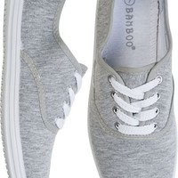 HEATHERED JERSEY LACE UP SKIMMER   Swell.com