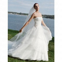 Bridal Collection Wedding Dress Style J9869