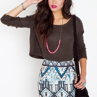 Aztec Pyramid Skirt