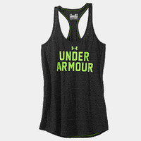 Women&#x27;s UA Undeniable Wordmark Tank | 1236001 | Under Armour US