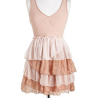 dELiAs > Lace Tiered Tank Dress > dresses > new arrivals