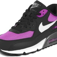 Amazon.com: Nike Air Max 90 2007 (GS) Girls Running Shoes 345017-500: Sports & Outdoors