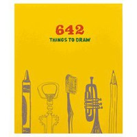 642 Things to Draw Guided Sketchbook