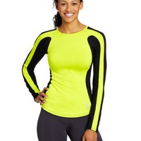 Asics Women`s Myah Long Sleeve Tee: Sports & Outdoors
