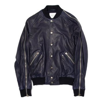 See how others are styling the Satin Varsity Jacket. Check if your friends own the product and find other recommended products to complete the look.
