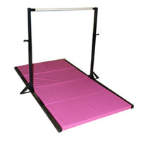 Gymnastics Mini High Bar with 4'x8'x2