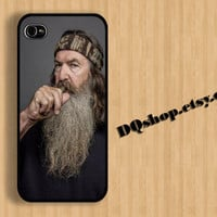 Phil Robertson - iPhone 4 Case iPhone 4s Case iPhone 5 Case Duck Dynasty