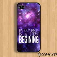 IPHONE 5 CASE space nebula star galaxy quote iPhone 4 case iPhone 4S case iPhone case Hard Plastic Case Soft Rubber Case