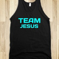 Team Jesus - Religious Apparel