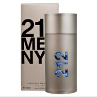 2121.7 OZ Eau De Toilette Spray  By  CAROLINA HERRERA - MEN