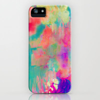 Bliss iPhone Case by Amy Sia | Society6