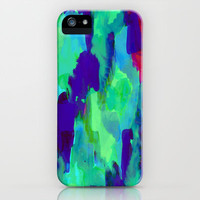 Spirit Green iPhone Case by Amy Sia | Society6