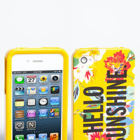 kate spade new york &#x27;hello sunshine&#x27; iPhone 5 case | Nordstrom