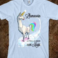 Llamacorn: It's Love - Out There Tees