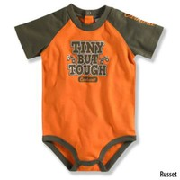 Carhartt Infant Boys Tiny But Tough Raglan Bodyshirt - Gander Mountain