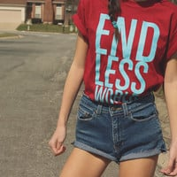ENDLESS WORLD SHIRT