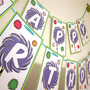 The Lorax Birthday Banner Lorax inspired banner by katikamade