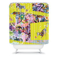 DENY Designs Home Accessories | Randi Antonsen Cats 4 Shower Curtain