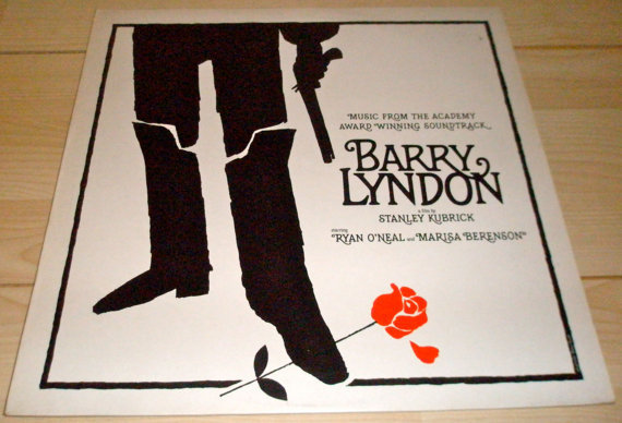 Stanley Kubrick&#x27;s Barry Lyndon Soundtrack by thequeensdrawers