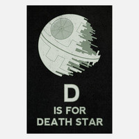 Mikey Alcantara: D is for Death Star, at 29% off!